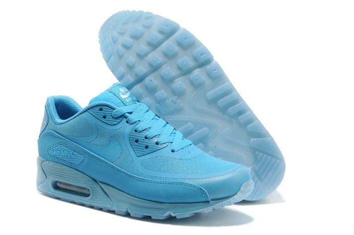 nike air max hyperfuse navy blue
