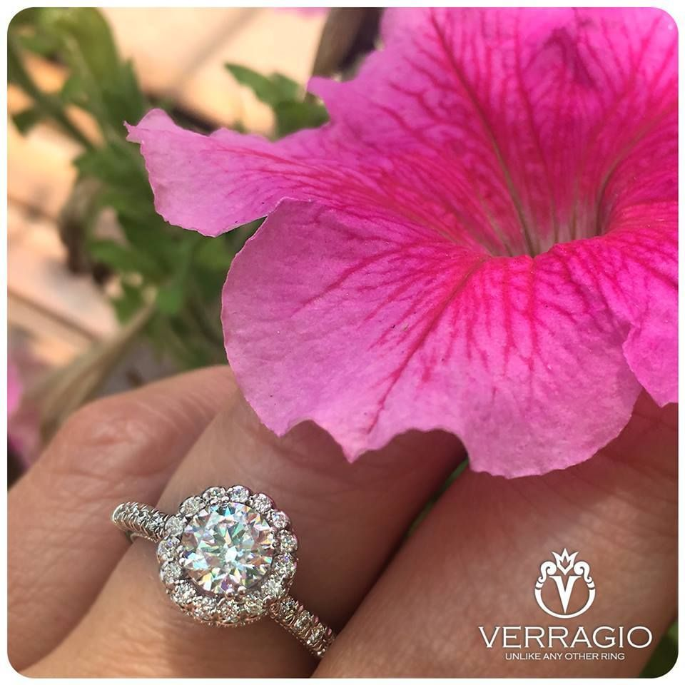 Engagement ring with white gold one diamond cartier love ring THIS ...