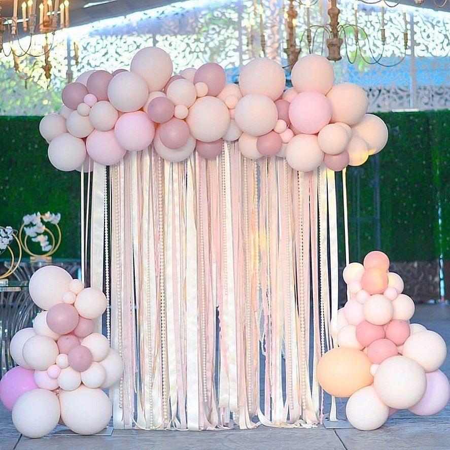 Balloon Studio La On Instagram Our ℕ𝕖𝕨 Backdrop For Birthday Balloon Decorations Balloon Decorations Party Birthday Balloons