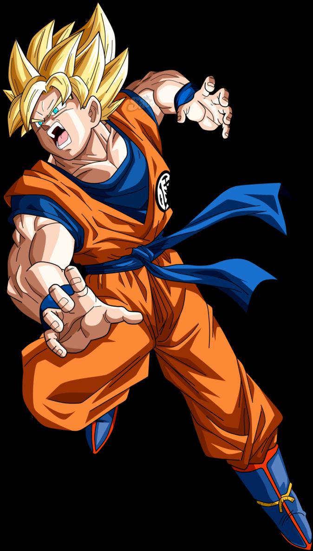 Goku Ssj V2 By Saodvd Dragon Ball Super Art Dragon Ball Super Dragon Ball Z