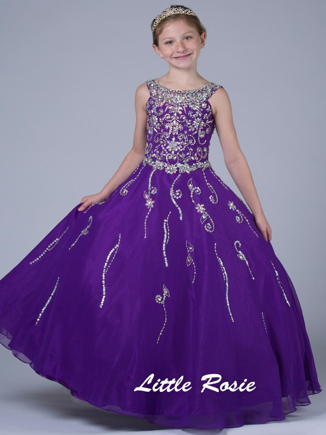 Cheap light blue ball gown girls pageant dresses 2017 wonderful cheap light blue ball gown girls pageant dresses 2017 wonderful ruffles tulle crystals wasit long girls pageant dress cheap flower girl dresses as low as izmirmasajfo Images