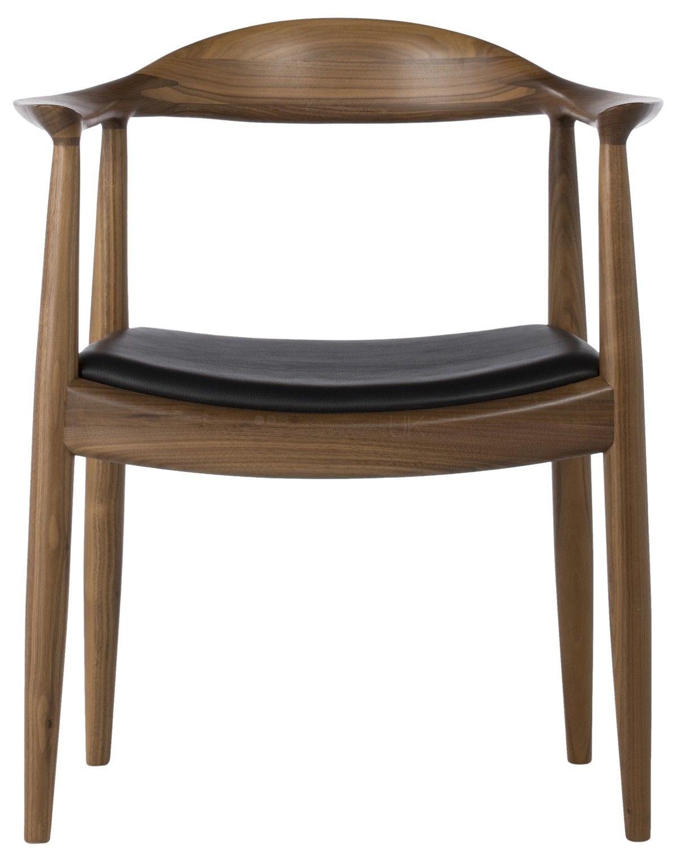 Hans j wegner style pp503 kennedy arm chair style swiveluk com chairs pinterest - Hans wegner style chair ...