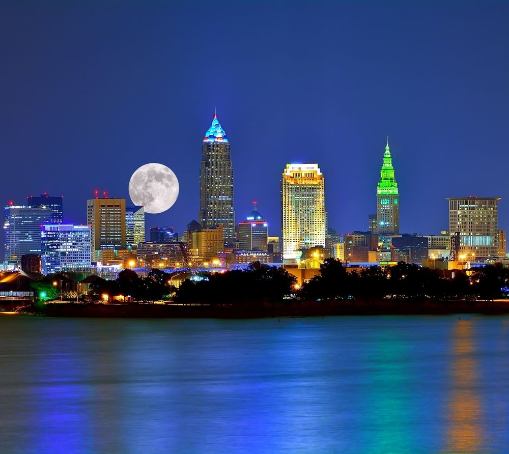 Can you name this famous us city skyline triviatuesday for Us city skylines photos
