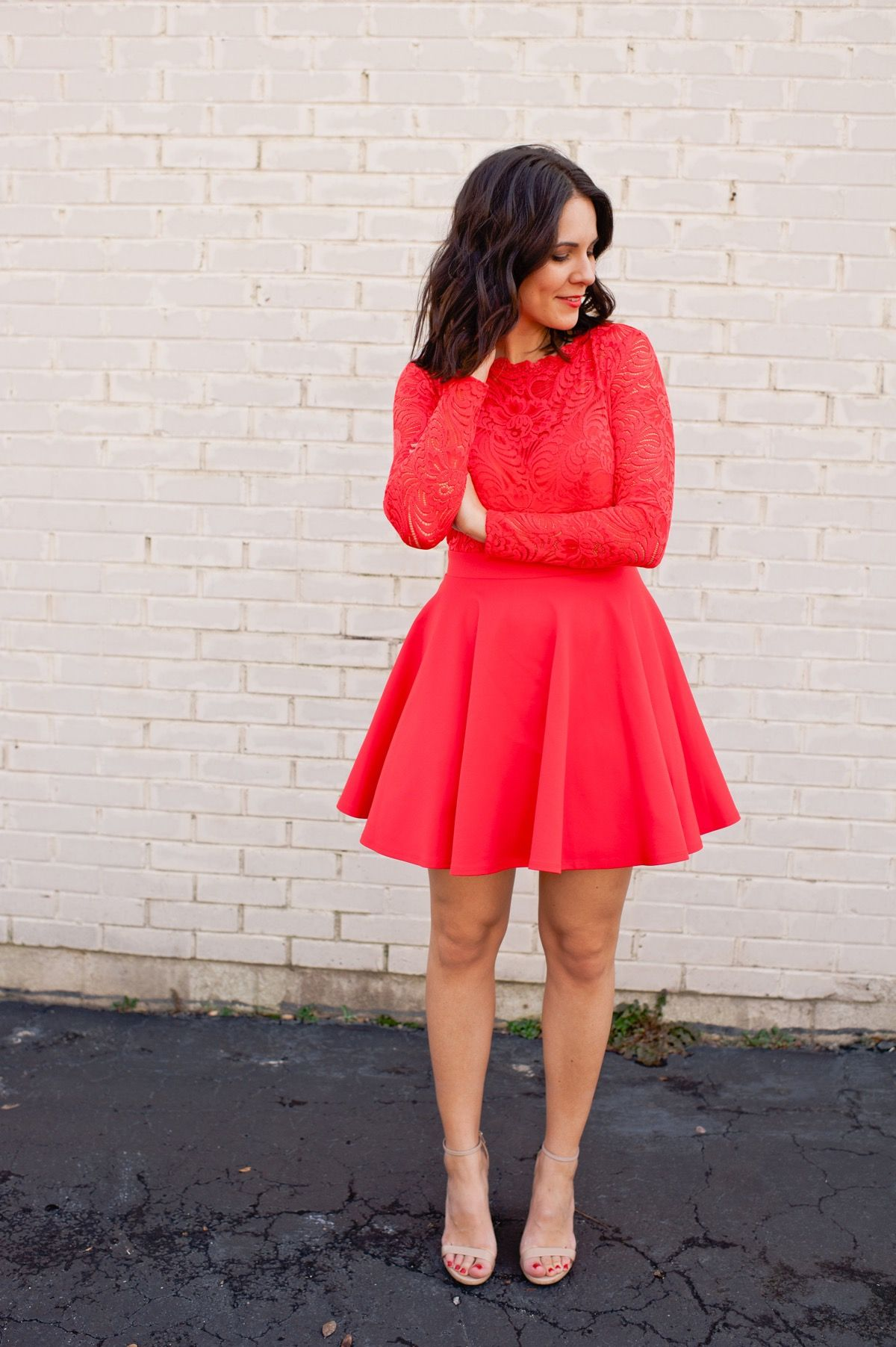 Valentine S Day Outfit Ideas With Bebe My Style Vita Pinterest