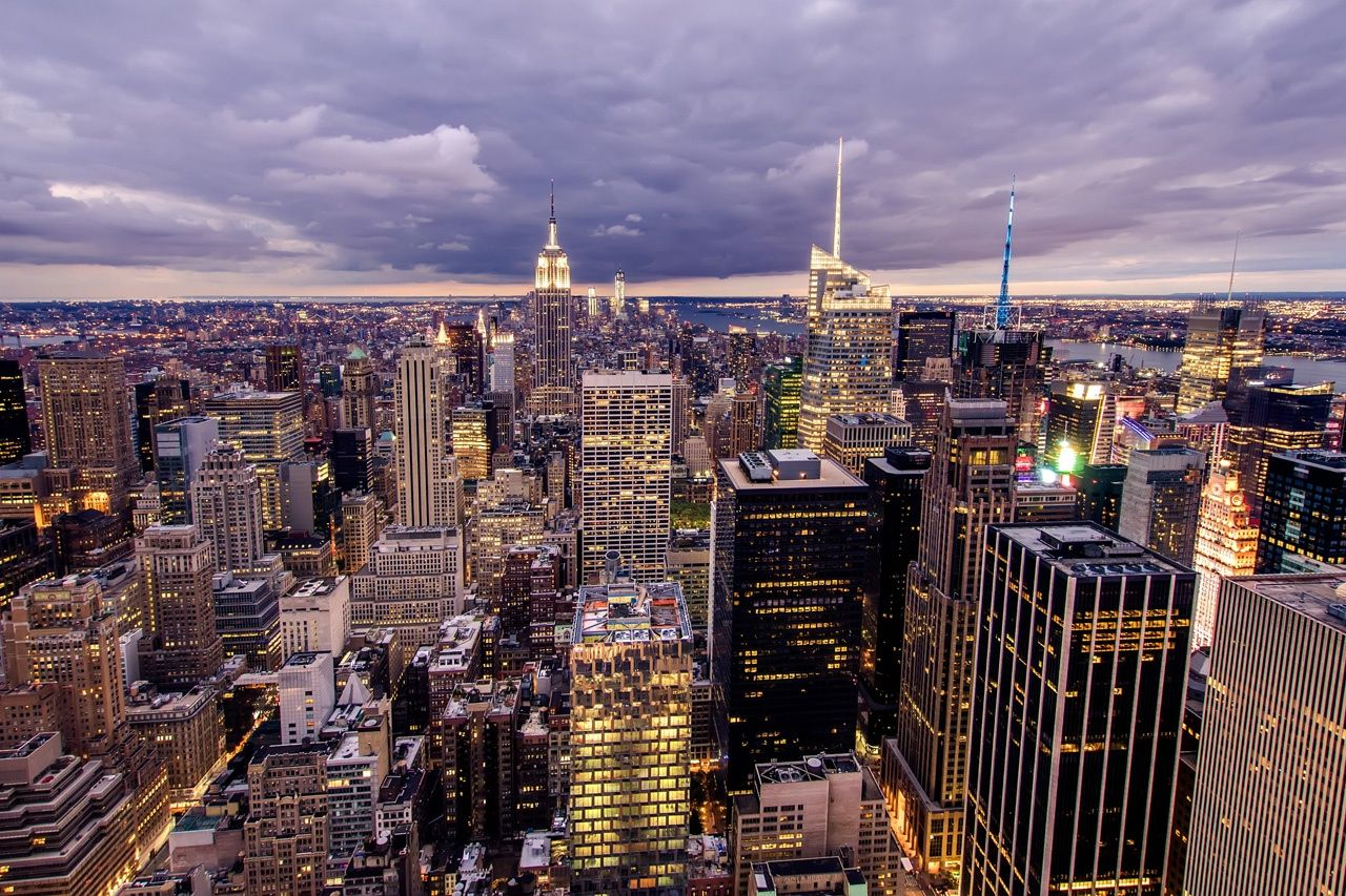 Top of the Rock by Sam Moore on 500px