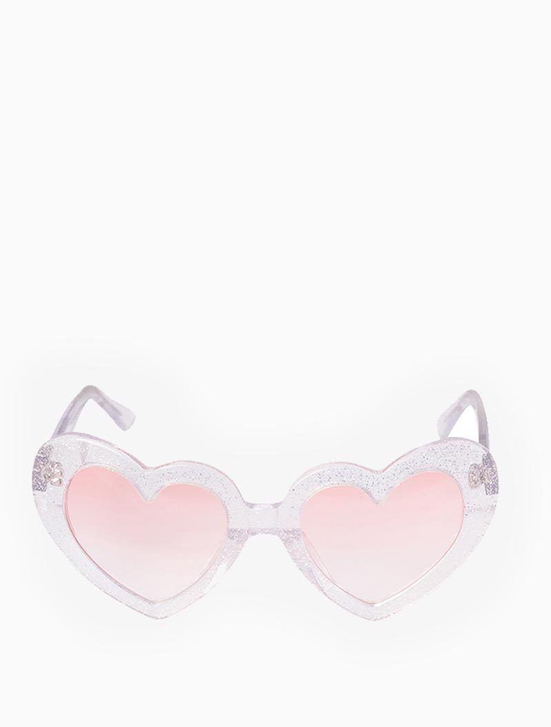 04064a2ada Poppy Lissiman - Eye Love - Silver Glitter. Heart shaped ...