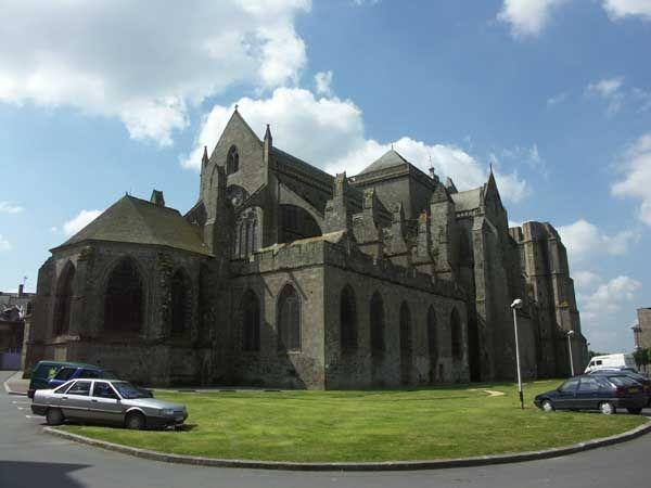 Cathédrale de Dol-de-Bretagne 35
