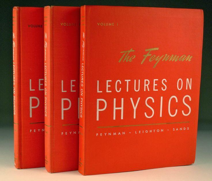 Clásico de la física, muy conceptual y con las fórmulas justas.