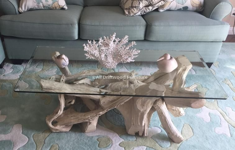 Driftwood Coffee Table.We Furniture 58 Wood Tv Stand Storage Console Driftwood