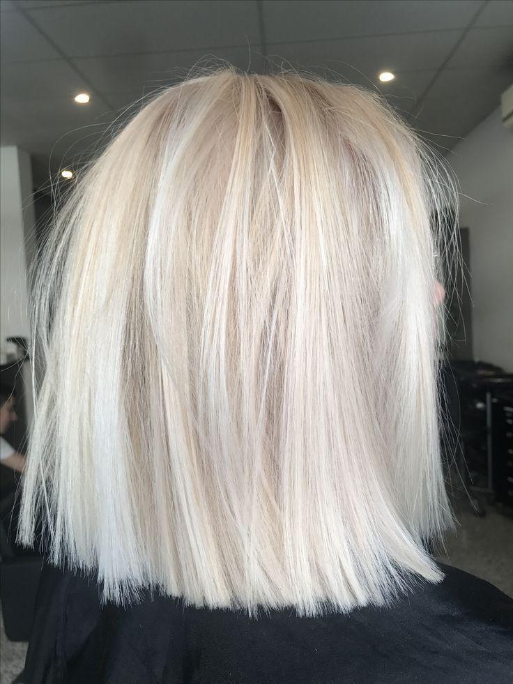 Ash Blonde Balayage #ashblondebalayage Ash Blonde Balayage