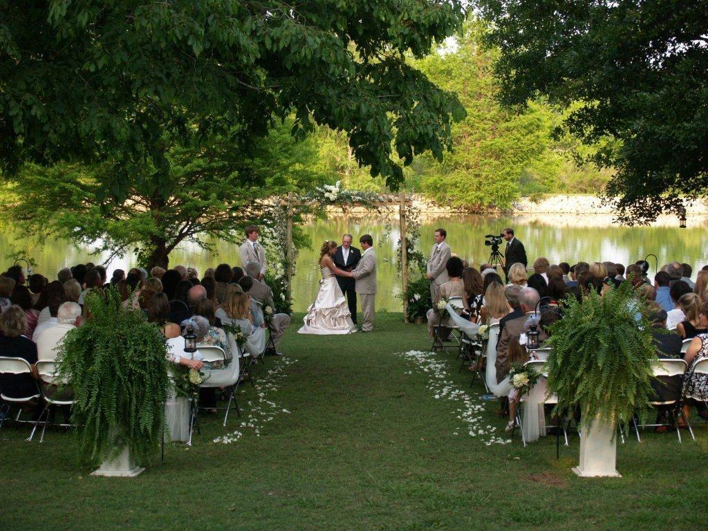 Mississippi Outdoor Wedding Venue At Tara Wildlife