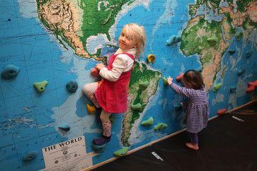 Kids world map climbing wall map decor pinterest kids s kids world map climbing wall gumiabroncs Choice Image