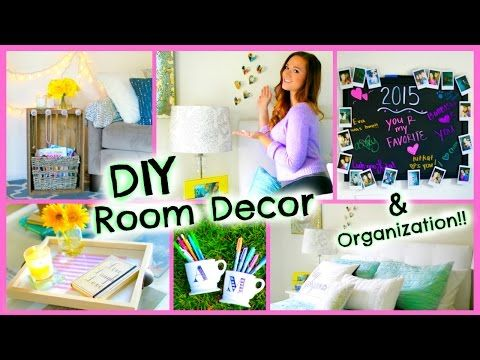 diy room decor 2015 organization decorations for your room