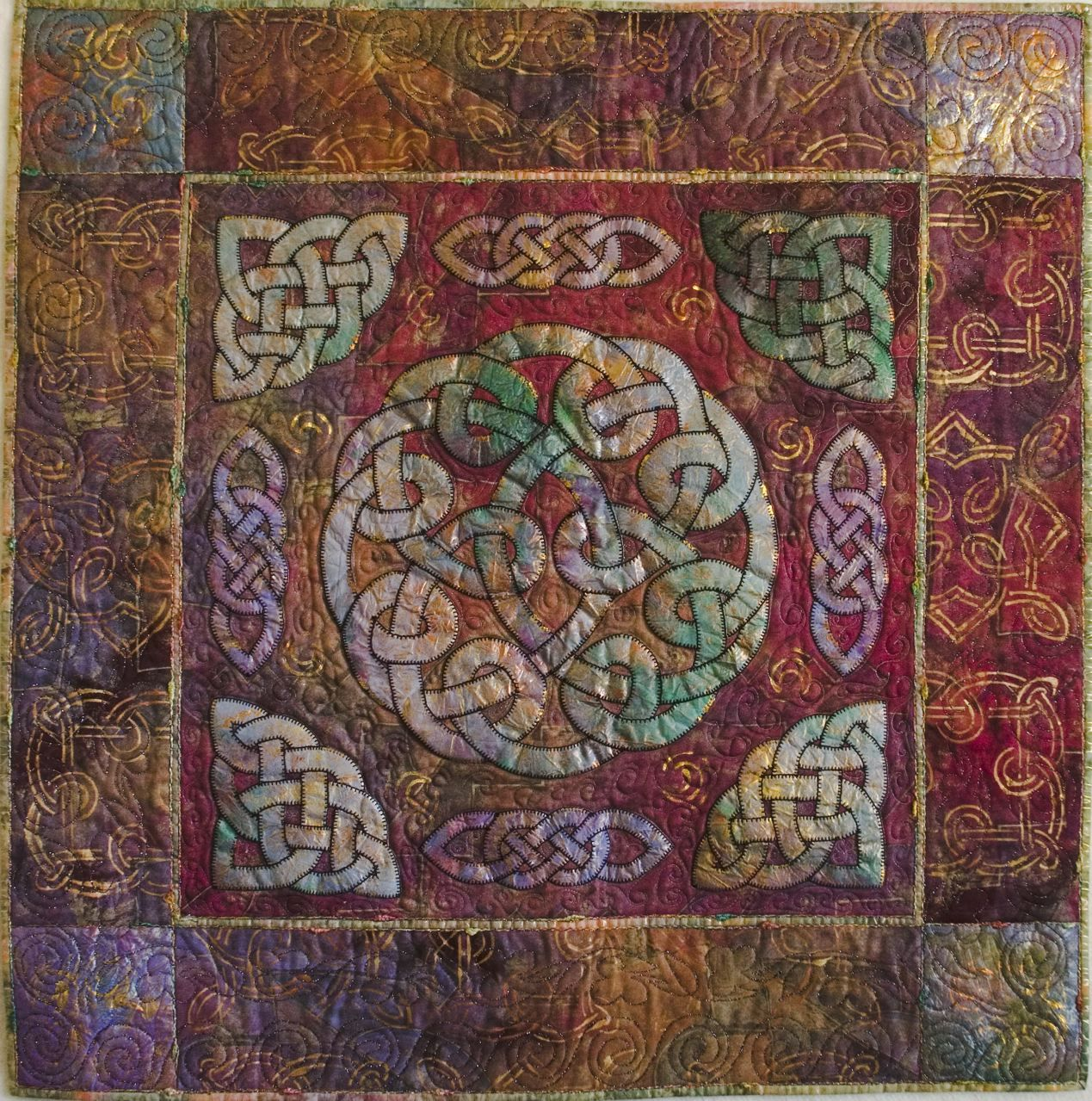 http://www.jeanettesfabrictodyefor.com/images/Photogallery/Quilts ... : celtic knot quilt pattern - Adamdwight.com