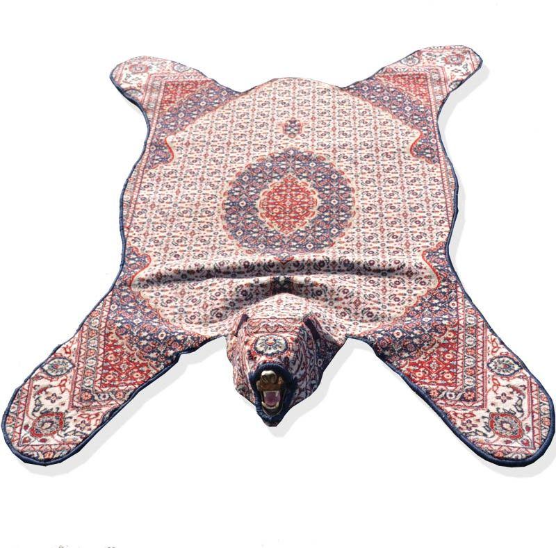 Lovely Kill A Rug   Save A Bear: Lise Lefebvreu0027s Vegan Bearskin Rug  Awesome Design