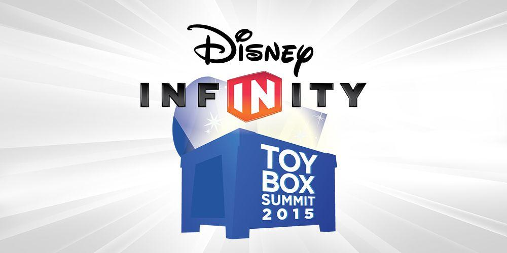 Disney Infinity Toy Box Summit Event Details