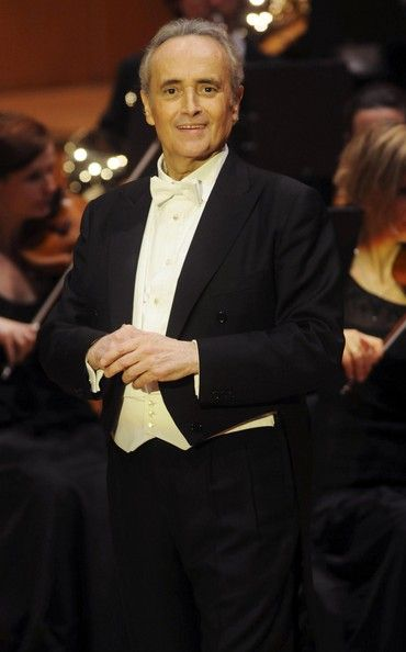 Josep Carreras (Barcelona, 1946)  Tenor, member of The Three Tenors