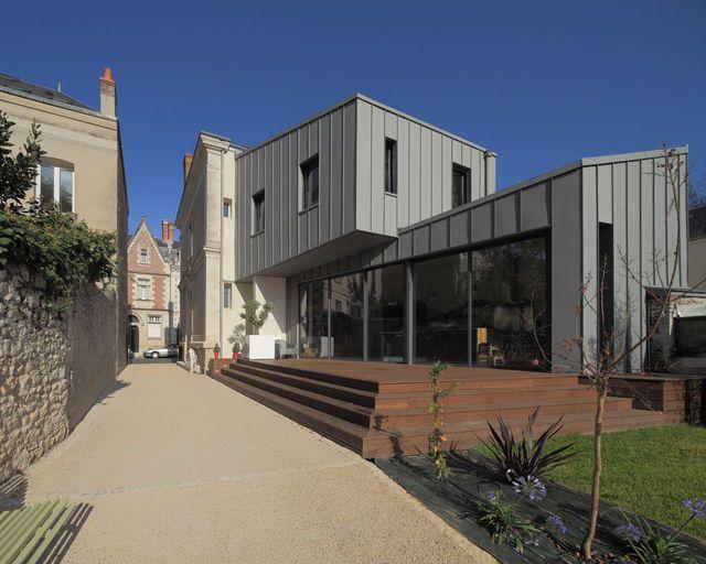 Construire une extension : les 6 règles à connaître terrasse