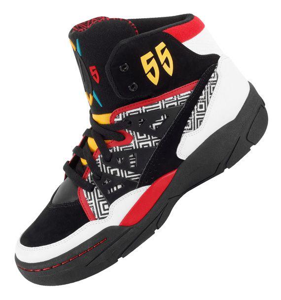 Dikembe Mutombo Shoes Adidas