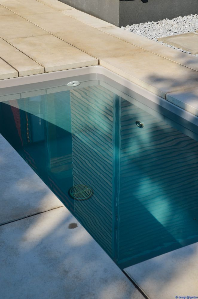 Saunatauchbecken Minipool Wat Tauchbecken Mini Pool Pool Spa