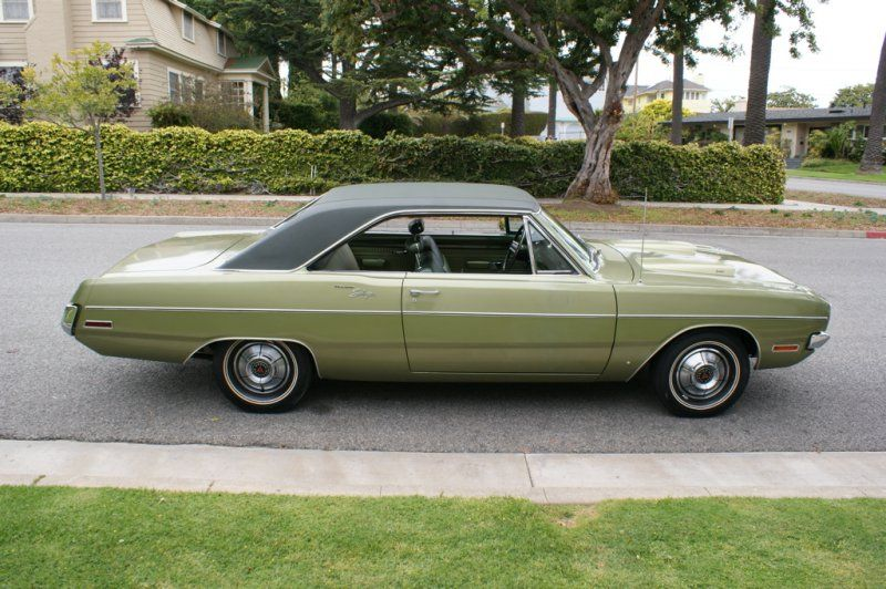 Would 1970 dart swinger steering coloum want burry face