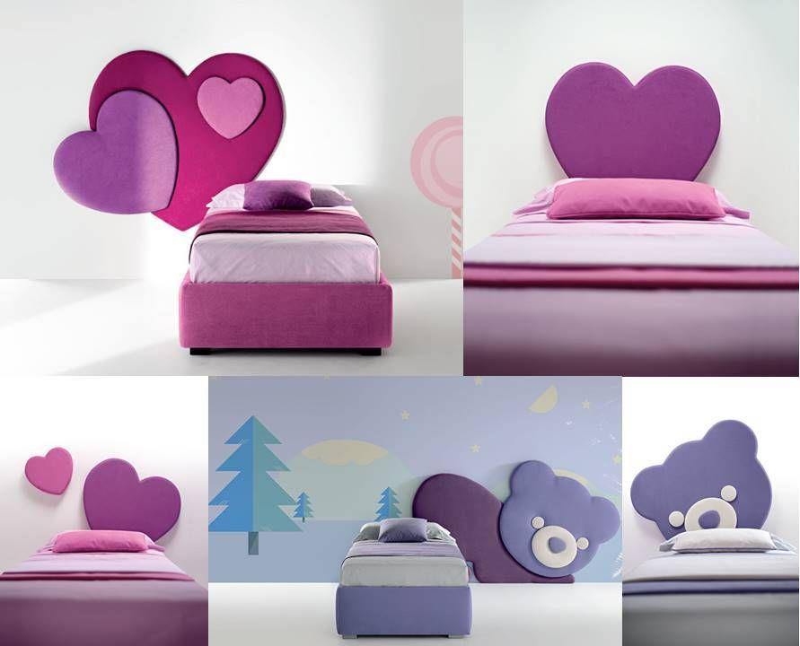Letti Per Bambini Hello Kitty.Personalizzazioni Testate Letti Per Cameretta Domus Arredi Lissone