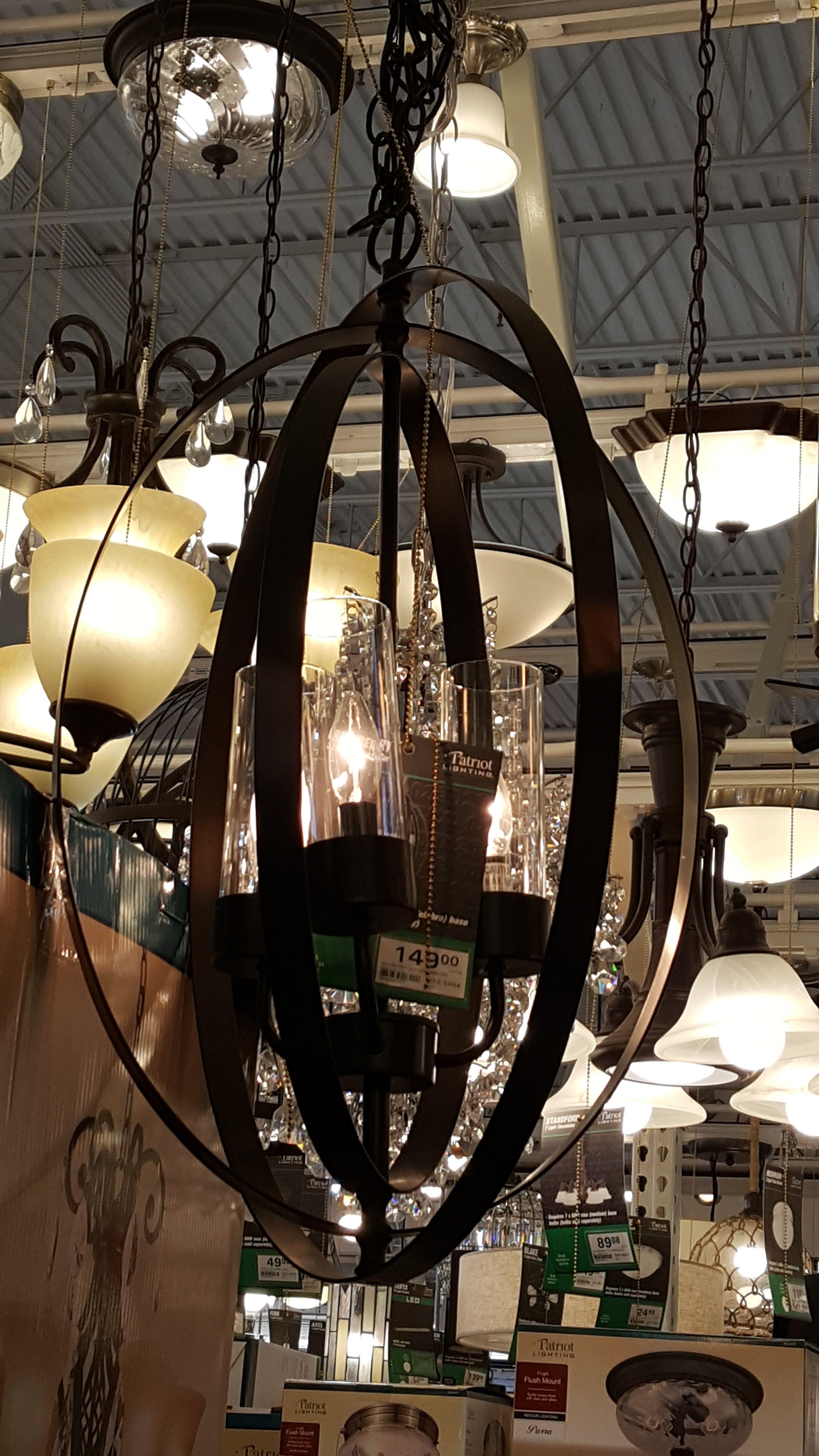 Menards Ceiling Lights Chandelier Menards