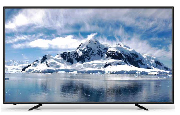 Xd 65tv 4k Xtreme Smart Led Tv Panoramic Photography Mountain Wallpaper Paradise Bay