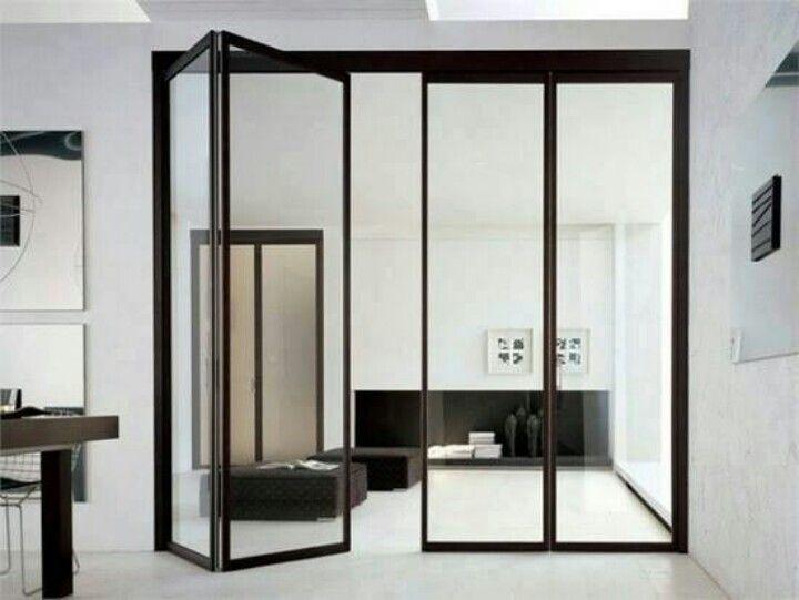Folding Doors Bifold Gl Door Interior Parion