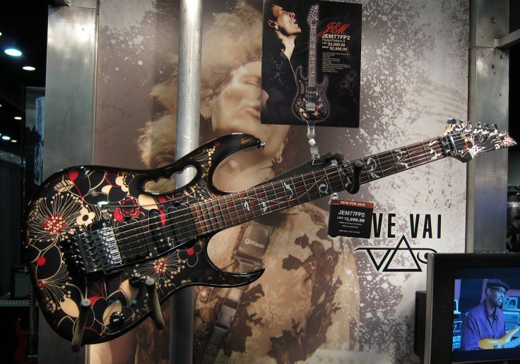 Steve Vai Guitar Hard Rock Progressive Heavy Metal Steve Vai