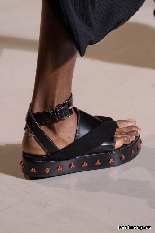 Модные тенденции сезона обувь 3
