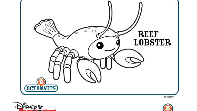 octonauts coloring pages all creatures - photo#21