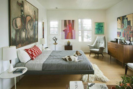 I heart this bedroom