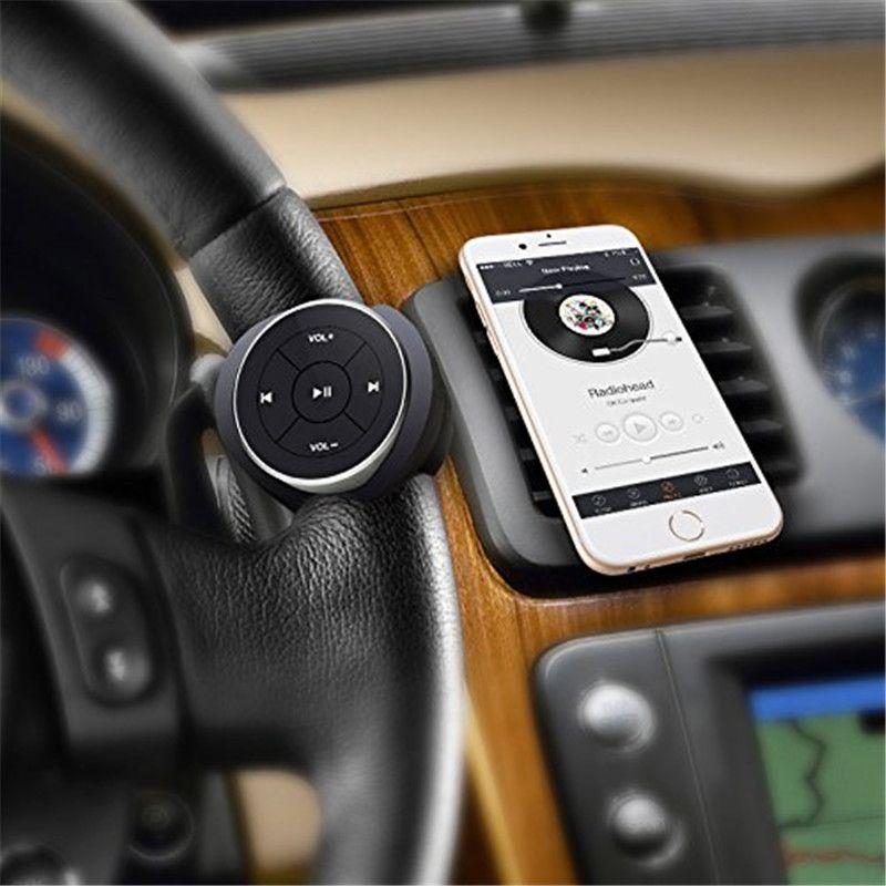 Sitaile Wireless Bluetooth Media Steering Wheel Remote Control Mp3