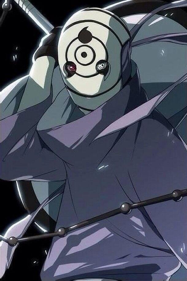 OBITO UCHIHA   Personagens de anime, Samurai desenho, Anime