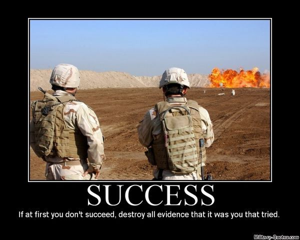 Funny Army Officer Meme : Inspirational military quotes and sayings by quotesgram