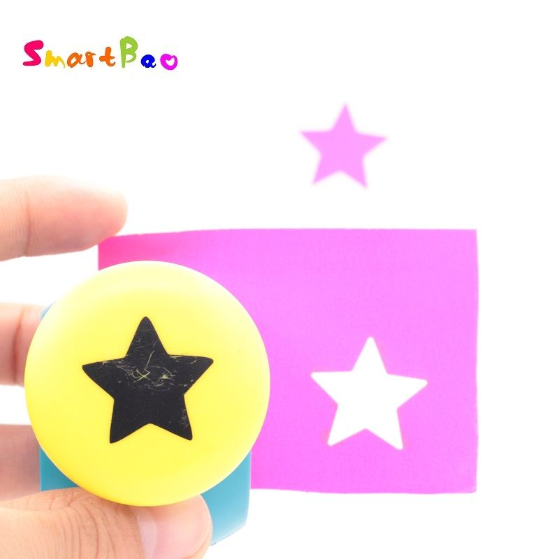 One Inch Star Scrapbooking Punch Paper Craft Punches Scrapbooking
