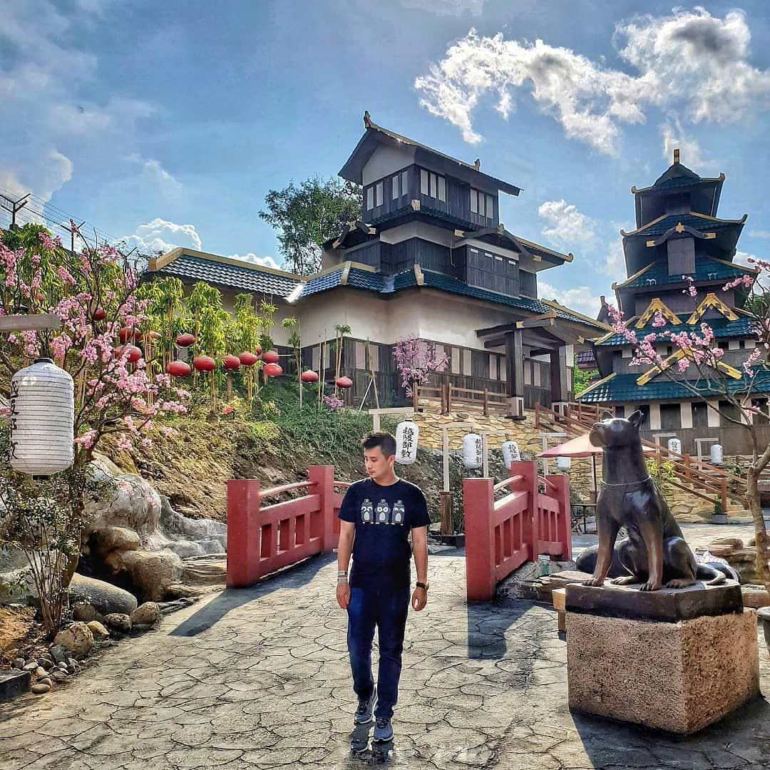 Little Japan Is One Of The Must See Photo Spots In Jatim Park 3