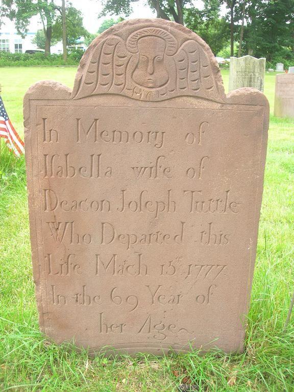 Isabella Tuttle 1777 Whippany, NJ