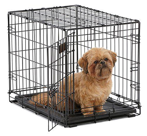 Photo of Casas de MidWest para mascotas Jaula para perros »Wiki Ùtil iCrate – Cajas plegables para perros de una y dos puertas – TrendyMart