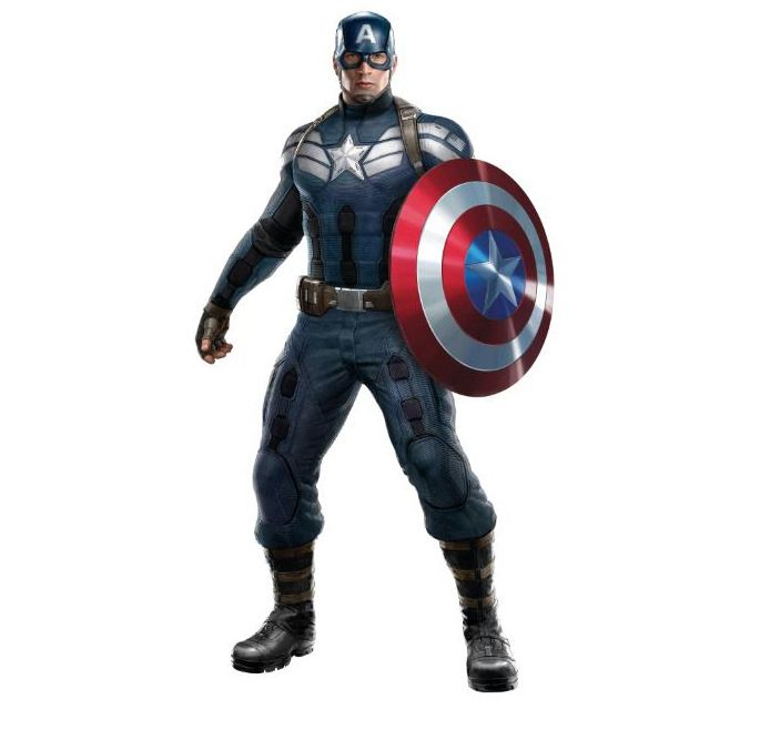 Movies caps captain america the winter soldier costume could wind up being really reminiscent of his steve rogers s
