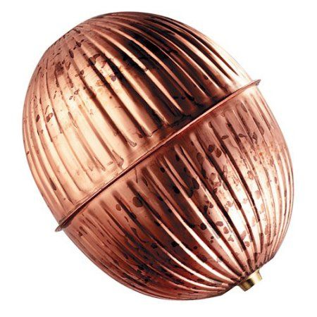 Plumb Craft Waxman 7644000A Copper Toilet Float Ball, Multicolor