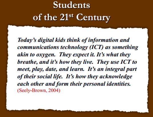 Digital Learning 21st Century Learning Through Infographics