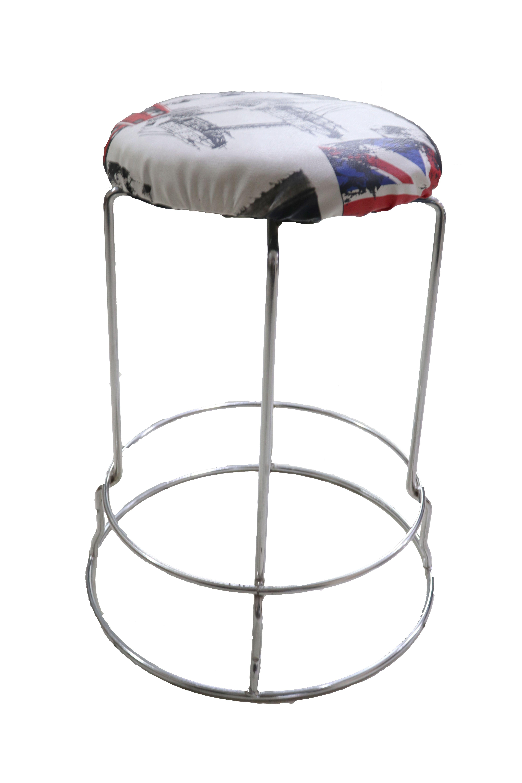 Wonderland stool has been designed according to the new era look