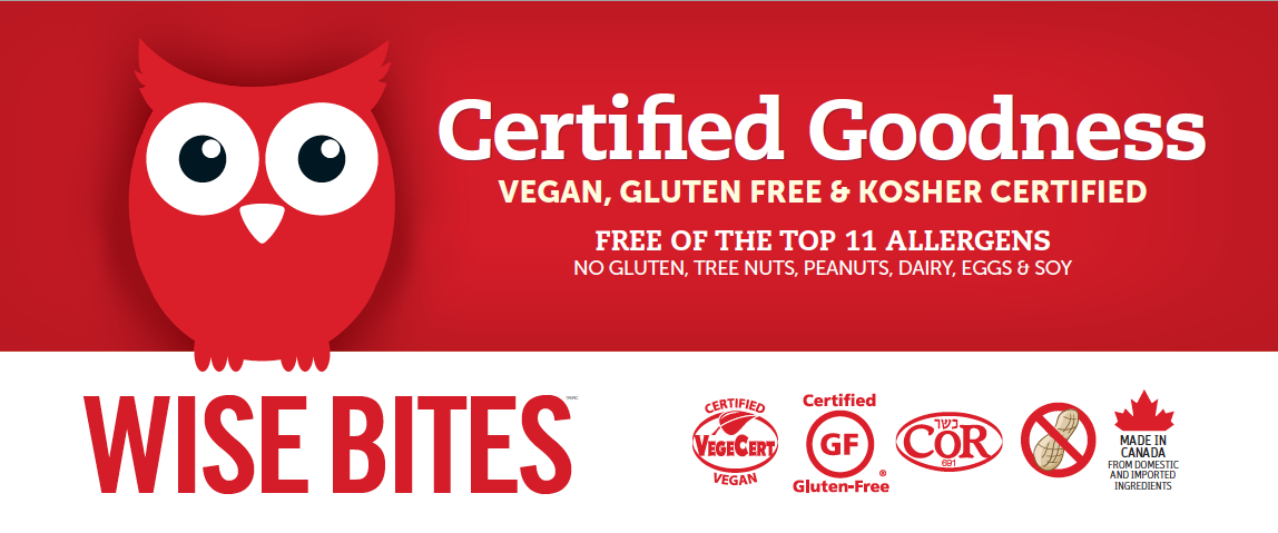 Certified Gluten Free Non Gmo Vegan Kosher Top 11 Allergen Free Cookies Bars Muffins Loaves High Smart Snacks Certified Gluten Free Safe Schools