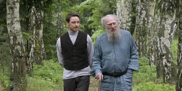 La última estación, una película sobre la muerte de Tolstoi