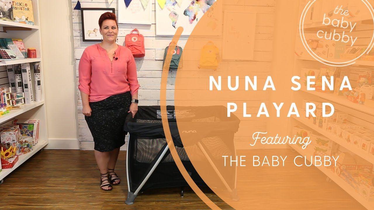 Shop Nuna Sena Aire Playard here