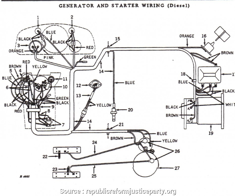 4020 Wiring Diagram