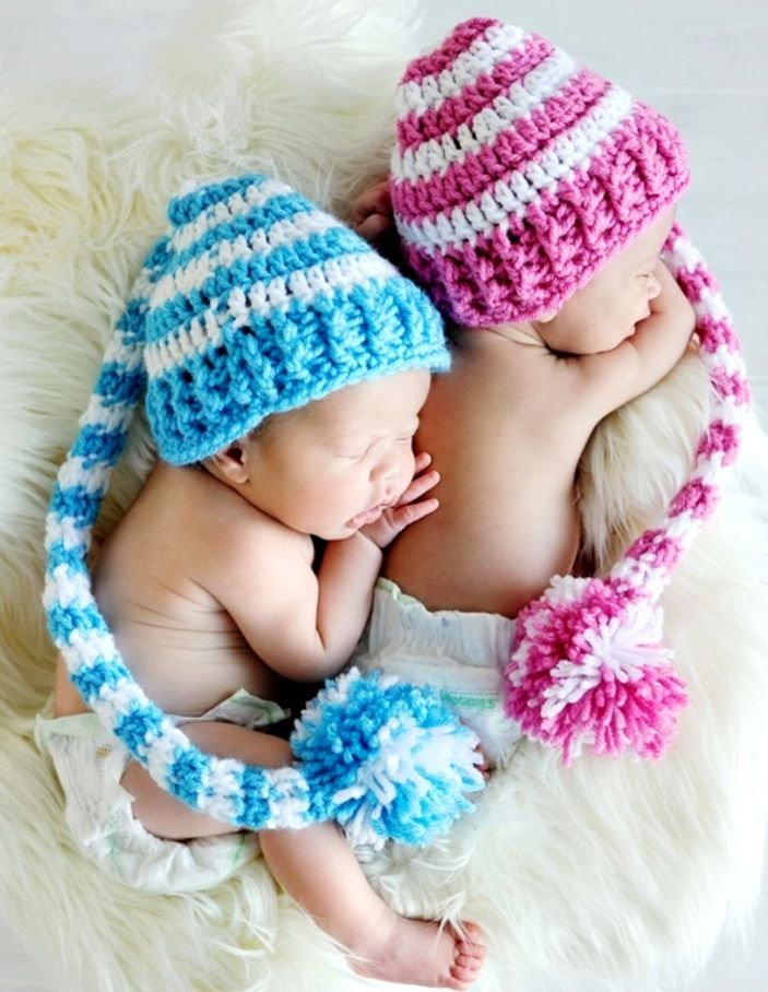 Baby Stocking Caps 12