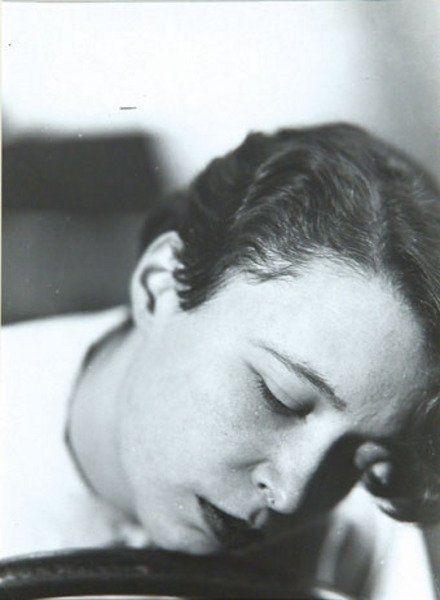 Henri (Florence) Portrait of Erica Brausen